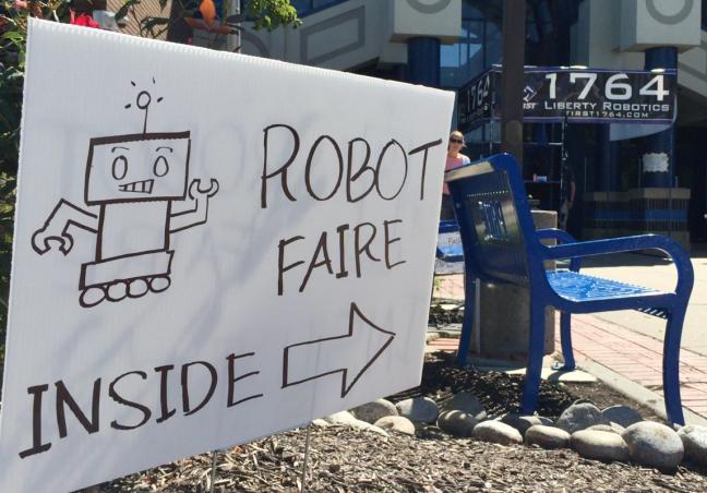 Robot Faire 15